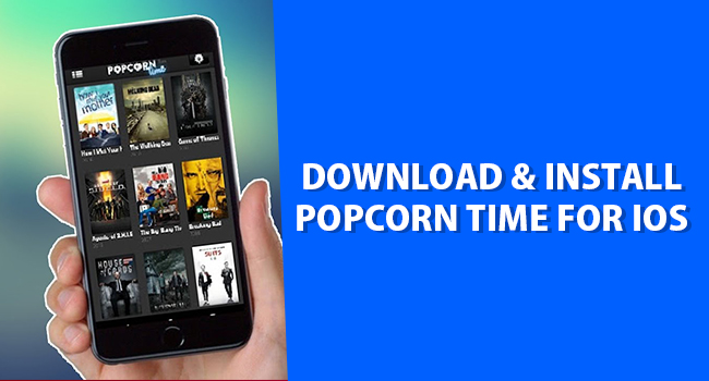 popcorn time for iphone
